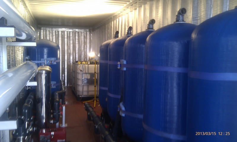 Water Treatment Plant - Reverse Osmosis System
